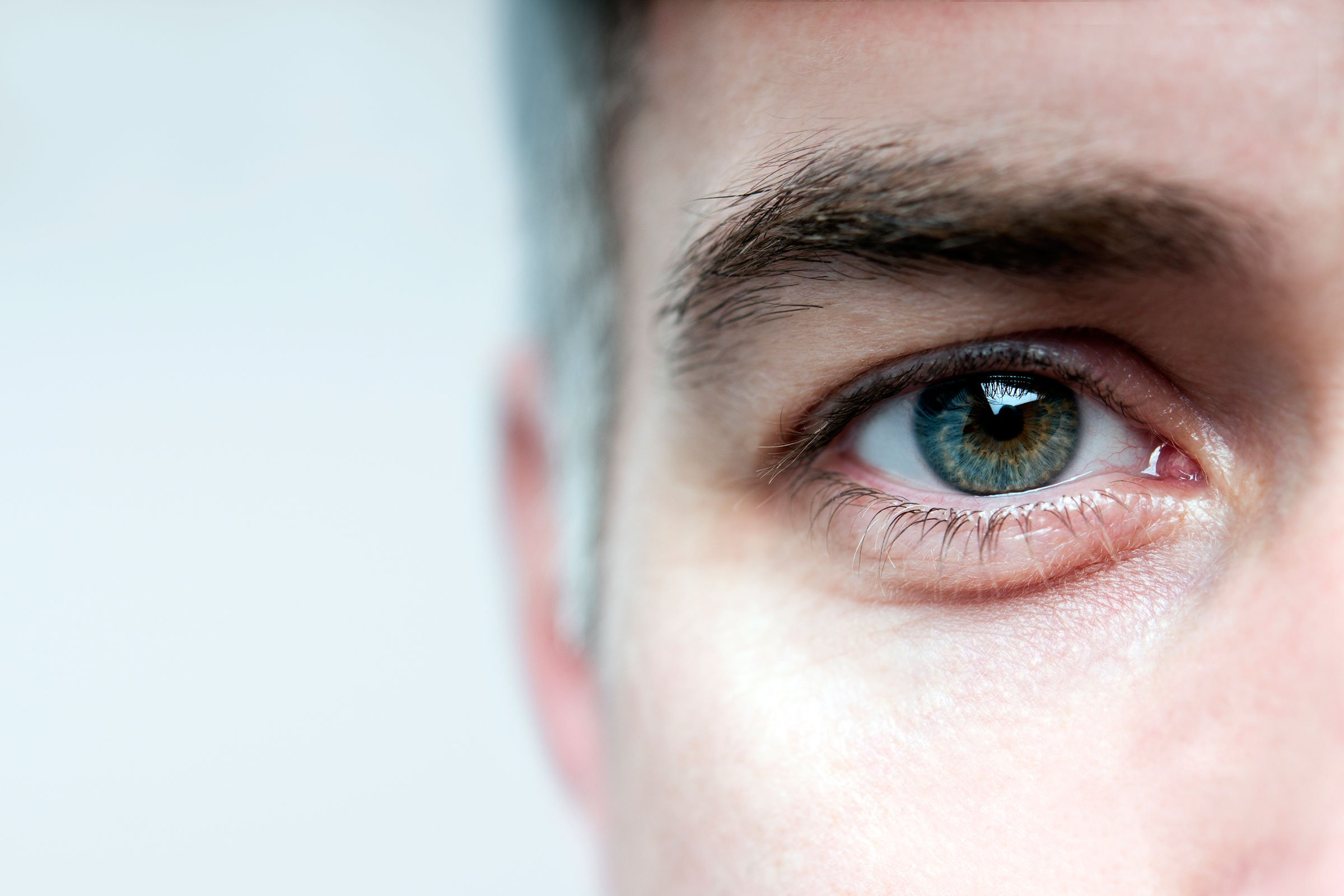 How your eyes can reveal a brain tumour